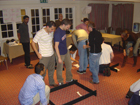 Indoor group activity